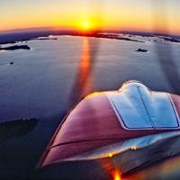 Above Lake Murray